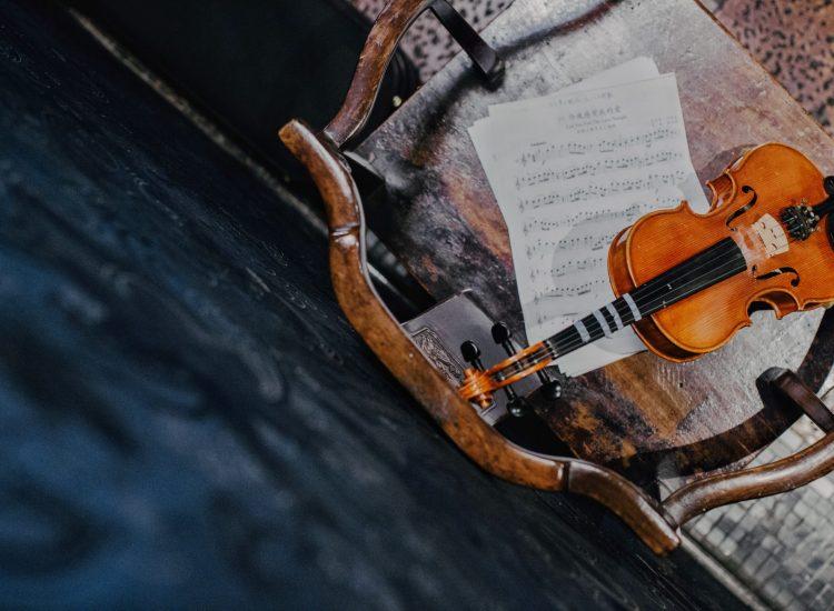 Noten Musikinstrument